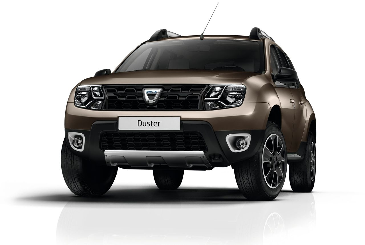 Dacia duster blackshadow nowa seria limitowana kt ra ma for Dacia duster black shadow interni