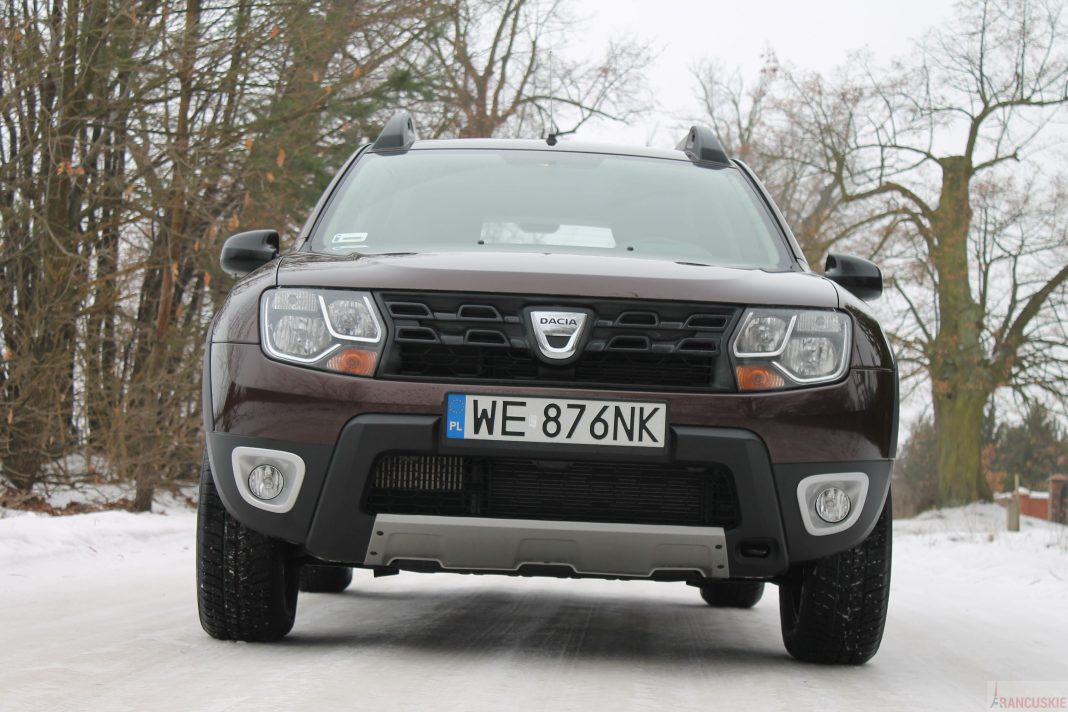 test dacia duster blackshadow terenowy elegant. Black Bedroom Furniture Sets. Home Design Ideas