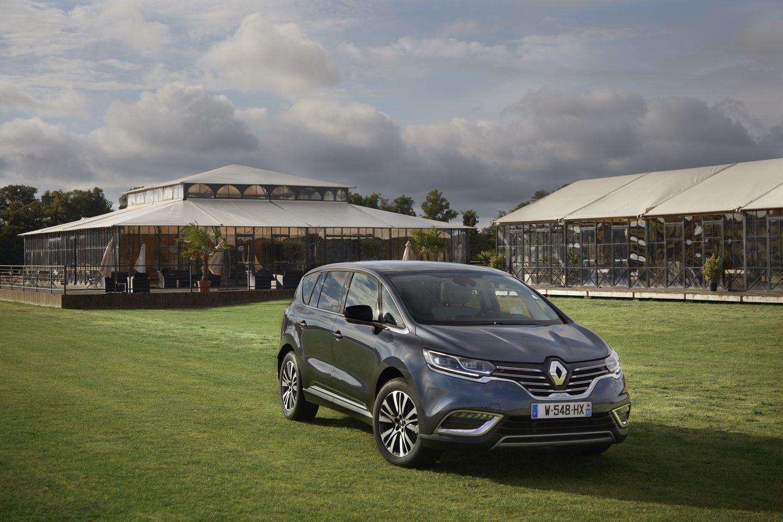 Renault espace gama 2017 dziennik for Espace 2017