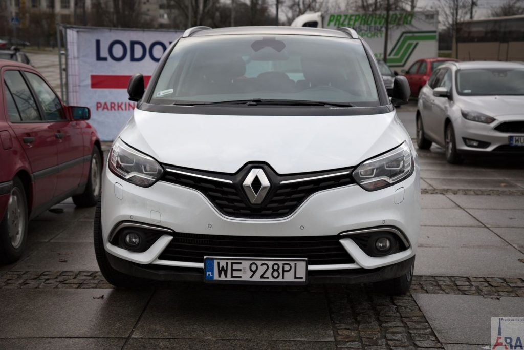 test renault grand scenic bose dci 130 dziennik motoryzacyjny. Black Bedroom Furniture Sets. Home Design Ideas