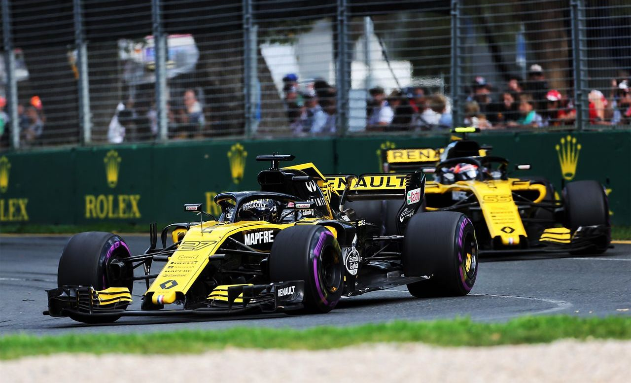 renault sport f1 team po grand prix australii 2018 dziennik motoryzacyjny. Black Bedroom Furniture Sets. Home Design Ideas