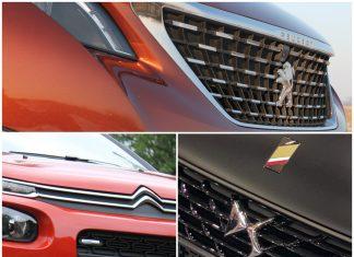 Grupa PSA: Peugeot, Citroen, DS Automobiles