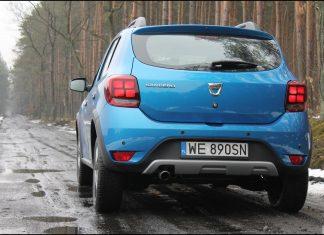 Dacia Sandero Stepway: test opinia