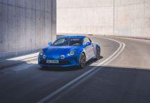 Alpine A110 lepszy od Ferrari i Porsche według Top Gear