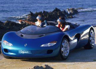 Renault Laguna Roadster Concept 1990