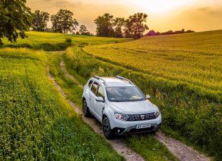 Nowa Dacia Duster z nowym silnikiem Blue dCi