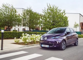 Promocja na Renault Zoe - darmowe ładowanie do 3000 zł
