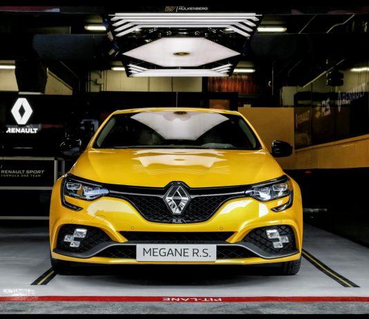 Nowe Renault Megane RS Trophy