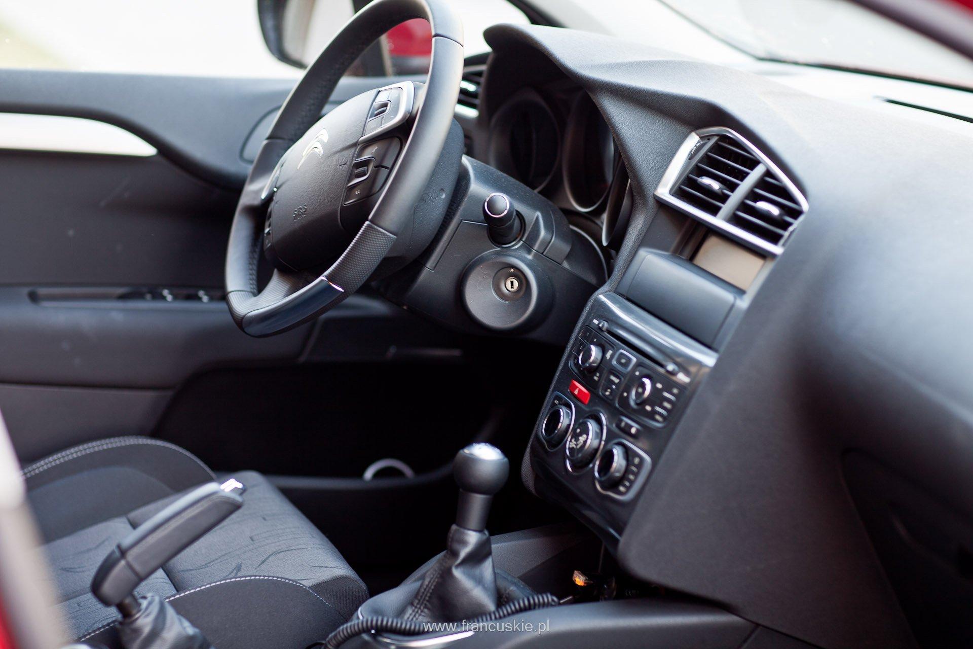 Używany Citroen C4 2011