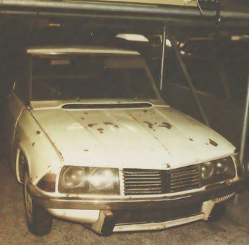 Projet F – model, który prawie doprowadził do upadku Citroena