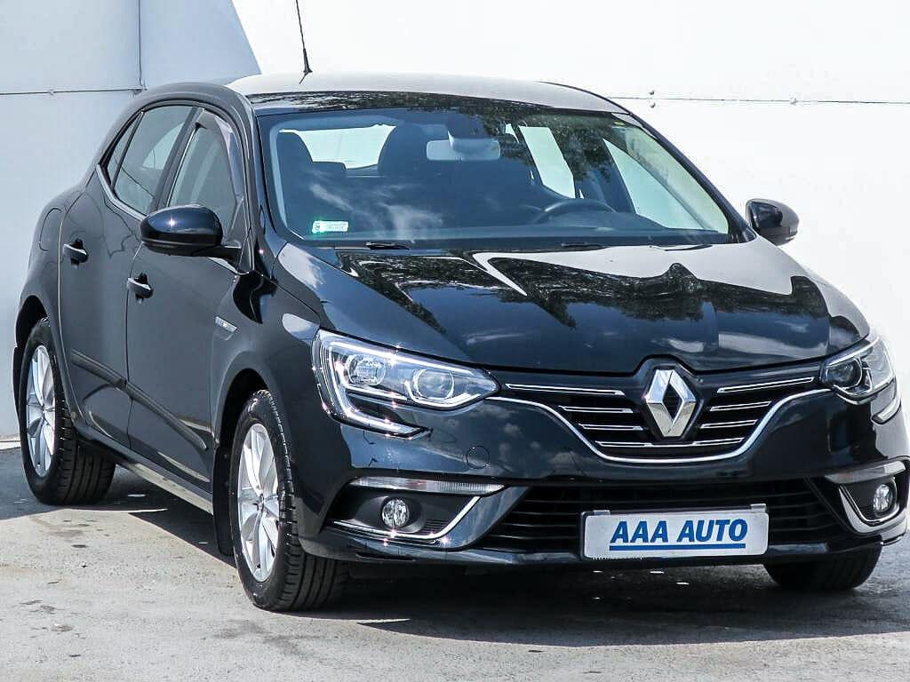Używany Renault Megane