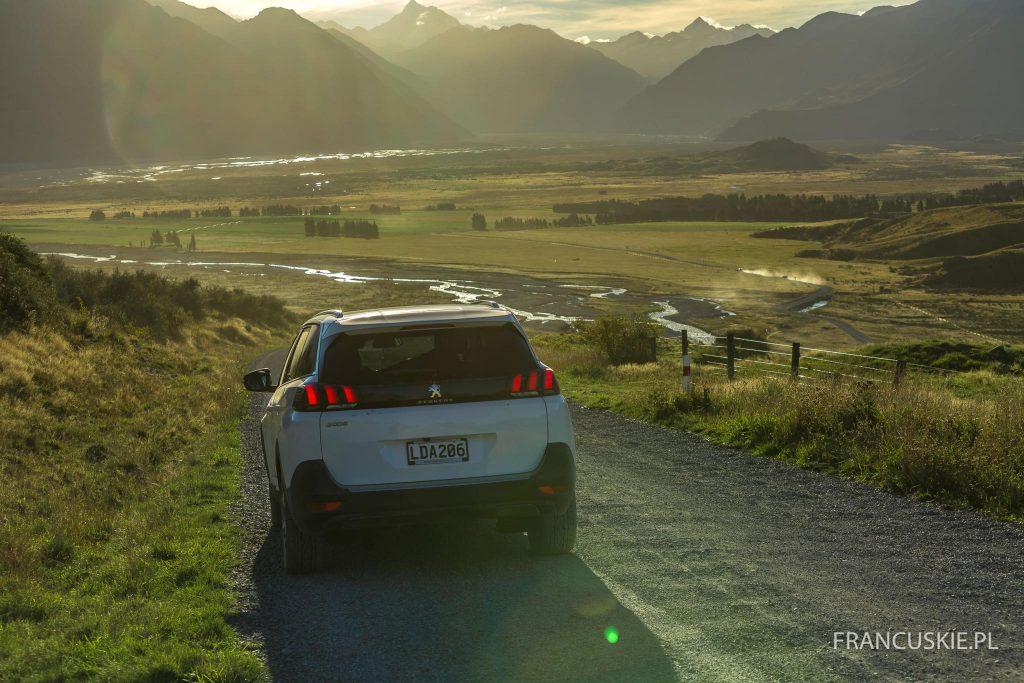 nowy Peugeot 5008 1.6 THP EAT6 w Nowej Zelandii