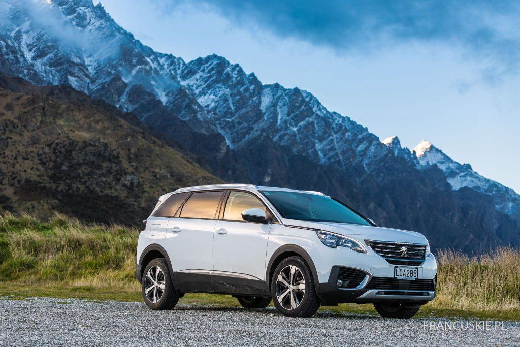 nowy Peugeot 5008 1.6 THP 165 KM EAT6
