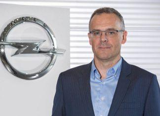 Xavier Duchemin - nowy dyrektor ds. sprzedaży i marketingu firmy Opel