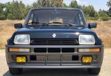 Renault R5 Turbo Evo