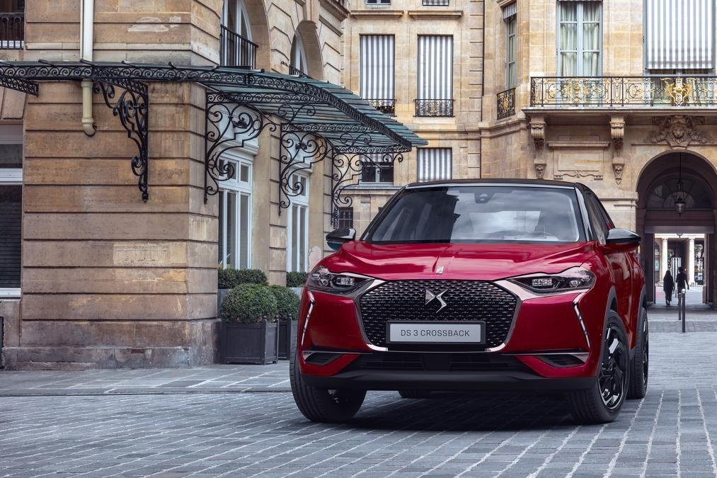 Nowy DS 3 Crossback