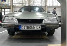 Citroen CX karawan